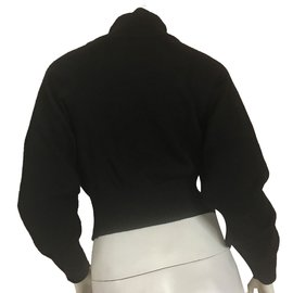 Hermès-Knitwear-Black