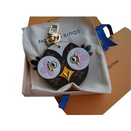 Louis Vuitton-Lovely Birds bag charm-Multicolore