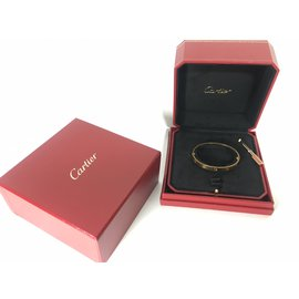 Cartier-Love bracelet-Golden