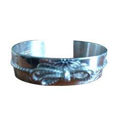 Kenzo-Bracelet Kenzo-Argenté