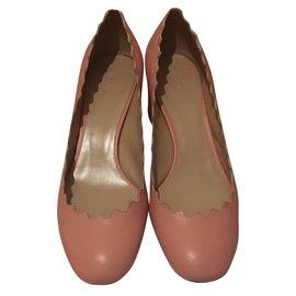 Chloé-Heels-Pink
