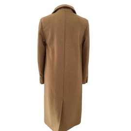 Max Mara-Manteau-Marron