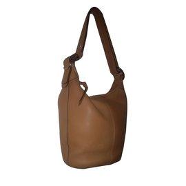 Coach-Handbags-Beige
