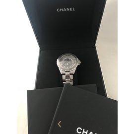 Chanel-J12 Automatique-Métallisé