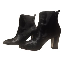 Christian Louboutin-Chelsea boots-Noir