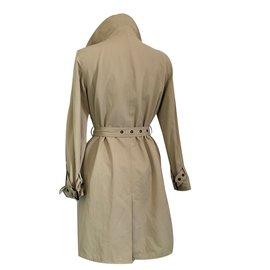 Ramosport-Trench coats-Beige