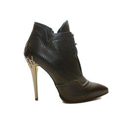 Fendi-Fendi boots-Noir