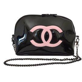Chanel-Petite maroquinerie cadeau VIP-Noir