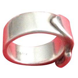Hermès-Ring-Silvery