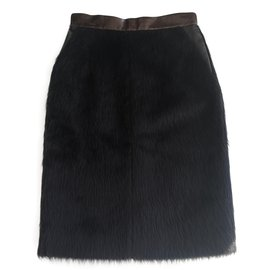 Céline-Skirt-Black