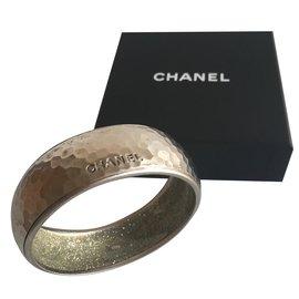 Chanel-Bracelets-Argenté