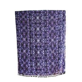 Les Petites-Scarves-Purple