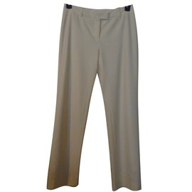 Céline-Pants, leggings-Cream
