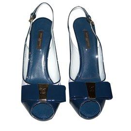 Louis Vuitton-Collection Croisière 2010-Multicolore,Bleu Marine