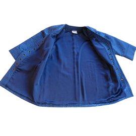 Yves Saint Laurent-Vestes-Bleu