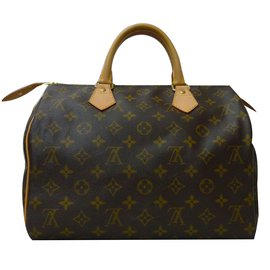 Louis Vuitton-Speedy 30 Monogram en très bon état ! 8a518356d61