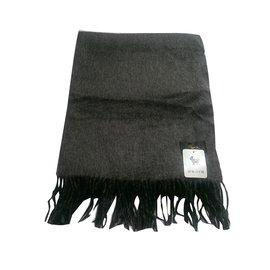 Autre Marque-Men Scarves-Black,Grey