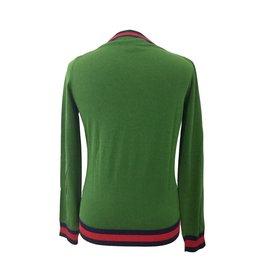 Gucci-Pulls, Gilets-Vert