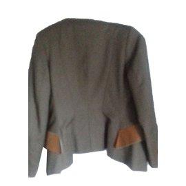 1a6202902aa5 ... Vivienne Westwood-veste de chasse Vivienne Westwood-Kaki