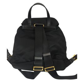 Prada-Robot backpack-Black