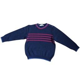 Autre Marque-Pull Royal Mer, taille 10 ans-Bleu Marine