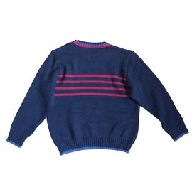 Autre Marque-Royal Mer Sweater-Navy blue
