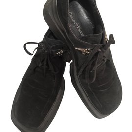 Cesare Paciotti-Sneakers-Black