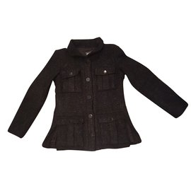 Chanel-Jacket-Black