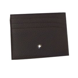 Montblanc-Wallets Small accessories-Black