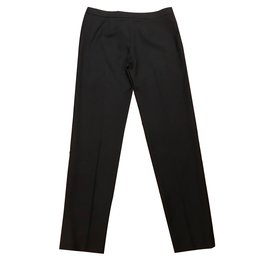 Chloé-Pants, leggings-Black