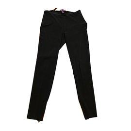 Ralph Lauren-Pants, leggings-Black