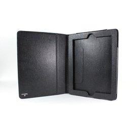 Chanel-IPAD caviar leather case-Black