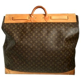 Louis Vuitton-Steamer Gm-Marron