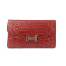 Hermès-Clutch bags-Red