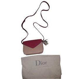 Dior-Pochettes-Rose
