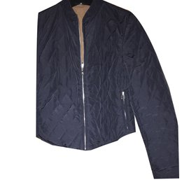 Hermès-Jackets-Blue