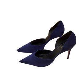 Céline-Céline Heel-Navy blue