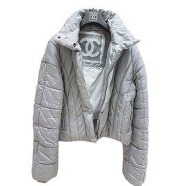 Chanel-Chanel jacket-Grey