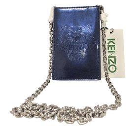 Kenzo-Bijoux de portable-Bleu Marine