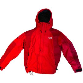 The North Face-ski-Red