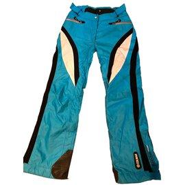 Colmar-Pantalon de ski Colmar-Bleu