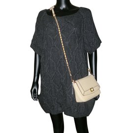 Chloé-Dresses-Grey