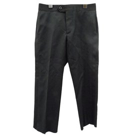 Burberry-Pants-Black