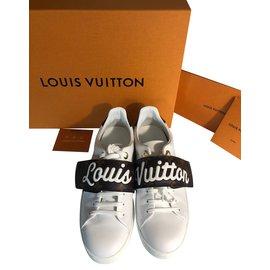 Louis Vuitton-Frontrown 2018-Blanc