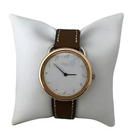 Hermès-Arceau MM-White