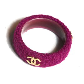 Chanel-Bracelets-Rose