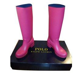 Luxe Polo Lauren Joli Occasion Ralph Chaussures Closet aw7qd1Hwn