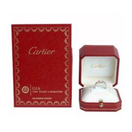 Cartier-Solitaire Cartier Déclaration-Argenté
