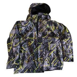 Quicksilver-Bodysuits-Black,Green,Grey