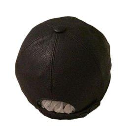 Hermès-Casquette-Noir